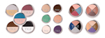 TIGI Cosmetics High Density Eyeshadows