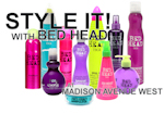 TIGI Bed Head Styling Products!