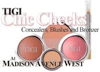 TIGI Cosmetics - Chic Cheeks - Concealers, Blushes and Bronzer