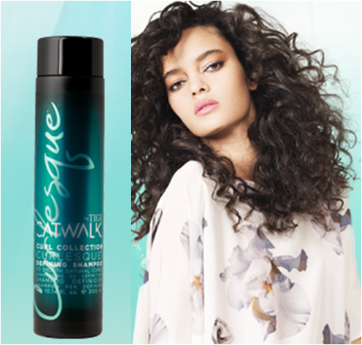 Tigi catwalk curlesque at madison avenue west - The catwalk hair salon ...
